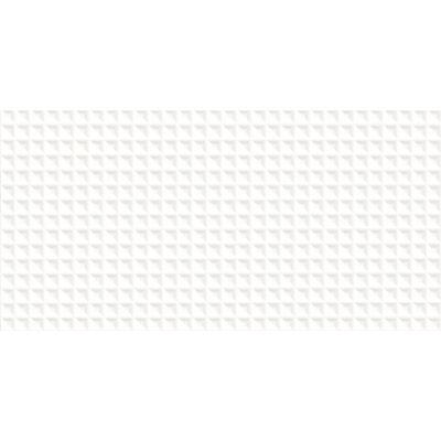Paradyż Esten dekoracja ścienna Bianco Struktura C 29,8x59,8cm