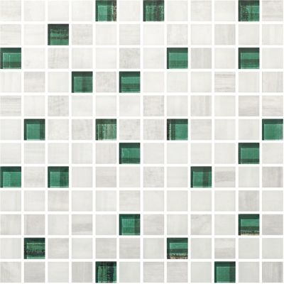 Paradyż Laterizio mozaika ścienna cięta mix 29,8x29,8cm Mat