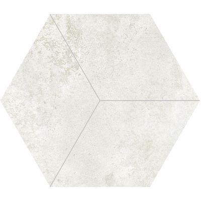 Tubądzin Torano mozaika gresowa hex 1 34,3x29,7cm MP-01-184-0343-0297-1-063