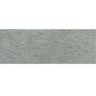 Tubądzin Organic Matt płytka ścienna Grey STR 16,3x44,8cm PS-01-205-0163-0448-1-025