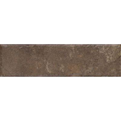 Paradyż Ilario płytka elewacyjana Brown 24,5X6,6cm Mat