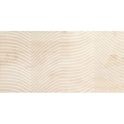 Tubądzin Shine Concrete dekor ścienny light 29,8x59,8 cm