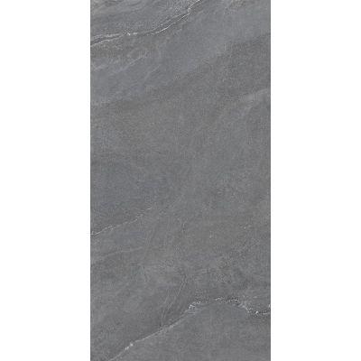 Nowa Gala Stonehenge płytka podłogowa lappato-mat 59,7 cmx119,7 cm ciemnoszary Sh13
