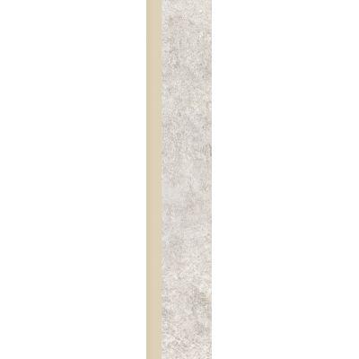 Paradyż Volpe cokół 7,2x40 cm szary