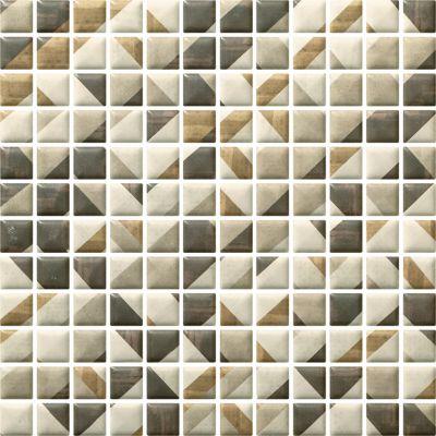 Paradyż Enya mozaika ścienna 29,8x29,8 cm mix