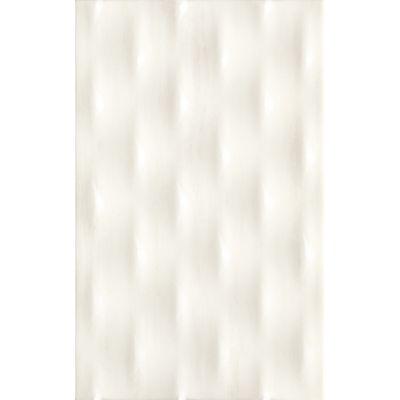 Paradyż Nati płytka ścienna 25x40 cm struktura biała