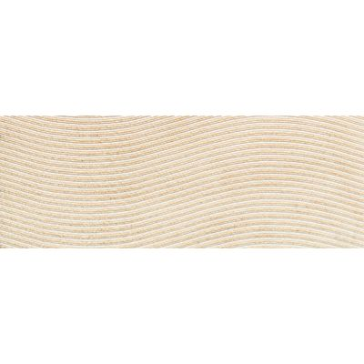 Tubądzin Balance dekor ścienny 32,8x89,8 cm STR beż