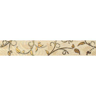 Tubądzin Traviata listwa ścienna 60,8x9,8 cm STR beżowa