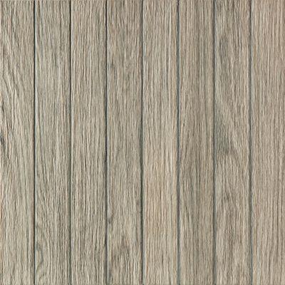 Tubądzin Biloba płytka podłogowa 45x45 cm szara