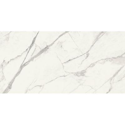 Tubądzin Pietrasanta płytka podłogowa 239,8x119,8 cm biały poler