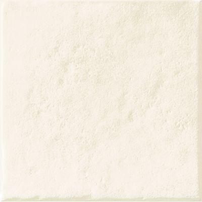 Tubądzin Majolika płytka ścienna 20x20 cm kremowy mat