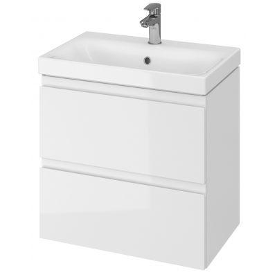Cersanit Moduo szafka slim 60 cm podumywalkowa biała S929-004