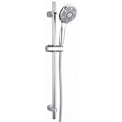 Cersanit Senti zestaw prysznicowy ścienny chrom S951-020