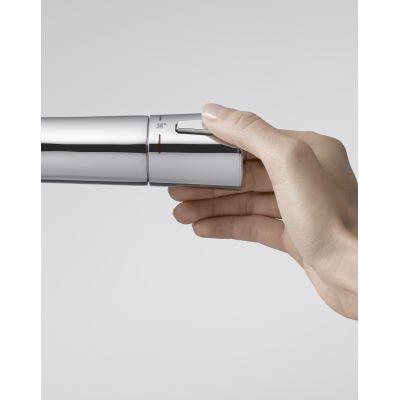 Kludi Zenta bateria wannowo-prysznicowa ścienna termostatyczna chrom 351010538