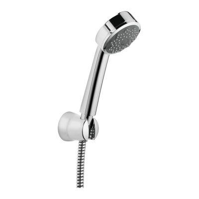 Kludi Zenta 1S zestaw prysznicowy ścienny chrom 606500500