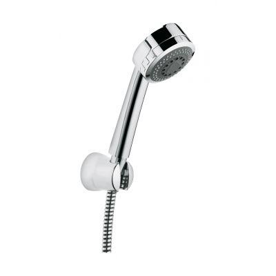 Kludi Zenta 2S zestaw prysznicowy ścienny chrom 607500500