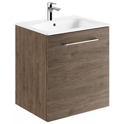 Koło Nova Pro Premium umywalka z szafką 60 cm orzech włoski 501.337.00.1