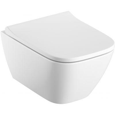 Koło Modo Pure miska WC wisząca Rimfree Reflex biała L33124900