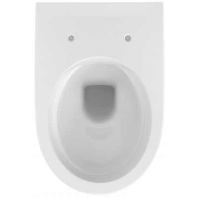 Koło Nova Pro Premium miska WC wisząca Rimfree biała M33127000