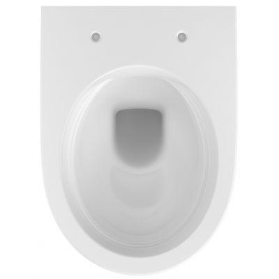 Koło Nova Pro Premium miska WC wisząca Rimfree biała M33128000