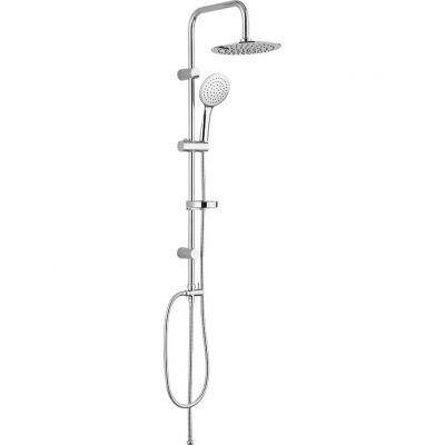 Kuchinox Hera zestaw prysznicowy z deszczownicą chrom PG400KX