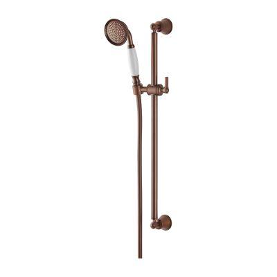 Omnires Armance zestaw prysznicowy miedź antyczna ARMANCE-SORB