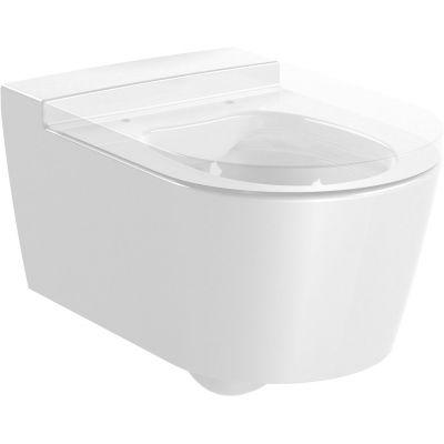 Roca Inspira Round miska WC wisząca Rimless biała A346527000