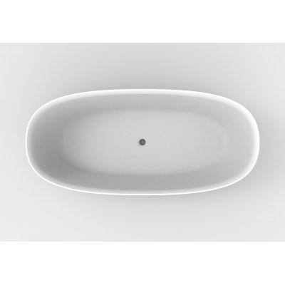 Roca Ariane wanna wolnostojąca 165x75 cm owalna biała A248470000
