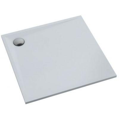 Schedpol Etrusco brodzik kwadratowy 90x90 cm biały 3.461