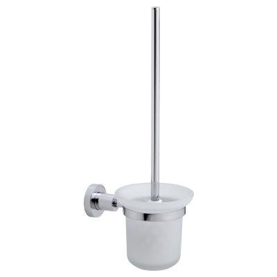 Tesa Loxx szczotka toaletowa bez wiercenia chrom 40274