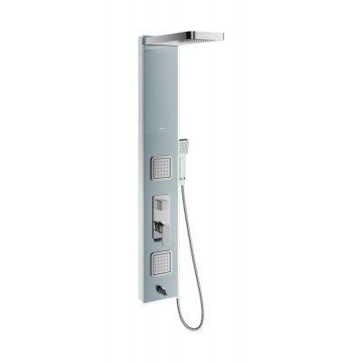 Actima Glas panel prysznicowy chrom ARAC.GR8401