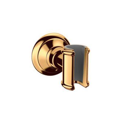 Axor Montreux uchwyt prysznicowy złoty optyczny polerowany 16325990