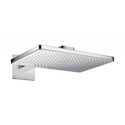Axor ShowerSolutions deszczownica 46,6x30 cm prostokątna z ramieniem ściennym chrom 35280000