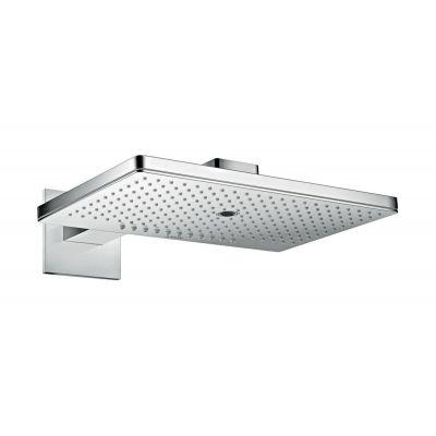 Axor ShowerSolutions deszczownica 46,6x30 cm prostokątna z ramieniem ściennym chrom 35282000