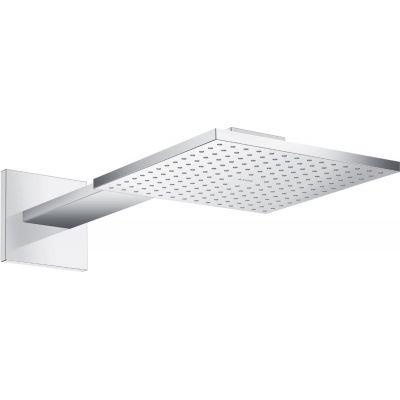Axor ShowerSolutions deszczownica kwadratowa 25 cm z ramieniem prysznicowym chrom 35306000