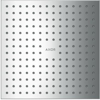Axor ShowerSolutions deszczownica 25 cm kwadratowa sufitowa chrom 35309000