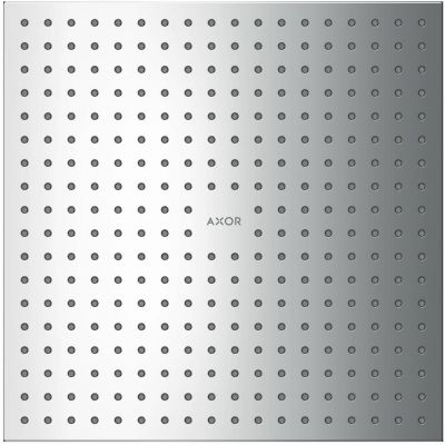 Axor ShowerSolutions deszczownica 30 cm kwadratowa sufitowa chrom 35317000