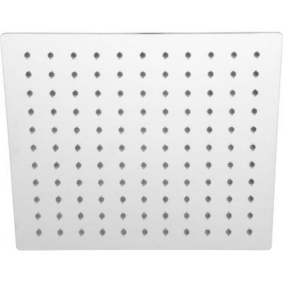 Corsan deszczownica 25 cm kwadratowa chrom CMD25SLIM