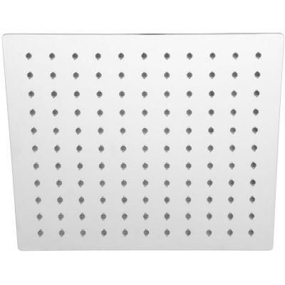 Corsan deszczownica 30 cm kwadratowa chrom CMD30SLIM
