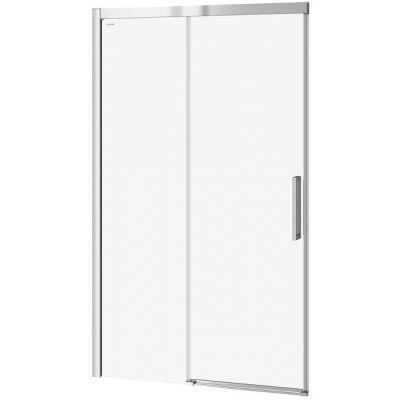 Cersanit Crea drzwi prysznicowe 120 cm szkło przezroczyste S159-007
