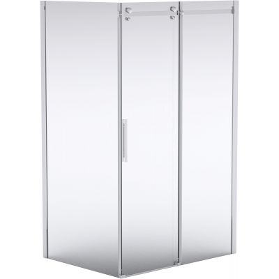 Deante Hiacynt drzwi prysznicowe 100 cm szkło transparentne KQH010P