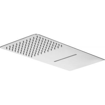 Deante Multibox deszczownica 50x20 cm prostokątna chrom NAC096K