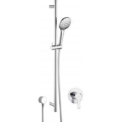 Deante Arnika zestaw prysznicowy podtynkowy chrom NAC09IP