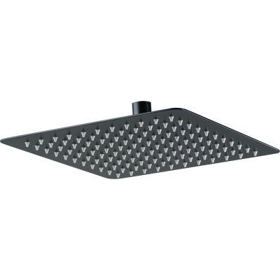 Deante Floks deszczownica 30 cm kwadratowa czarny mat NAC209K