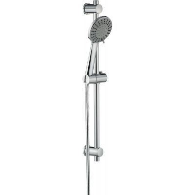 Deante Neo Joko zestaw prysznicowy ścienny chrom NBJ05JK