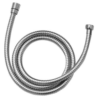 Deante wąż prysznicowy 150 cm stalowy podwójnie pleciony chrom NDA 051W