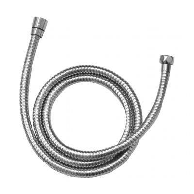 Deante wąż prysznicowy 175 cm rozciągliwy chrom NDA 075W