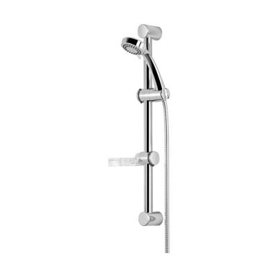 Deante Neo Easy zestaw prysznicowy ścienny 3-funkcyjny chrom NEE051K