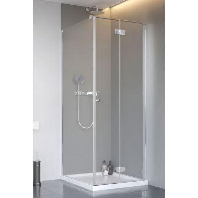 Radaway Nes KDJ B drzwi prysznicowe 90 cm prawe szkło przezroczyste 10025090-01-01R