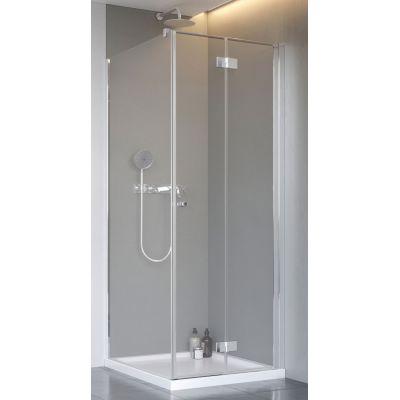 Radaway Nes KDJ B drzwi prysznicowe 100 cm prawe szkło przezroczyste 10025100-01-01R